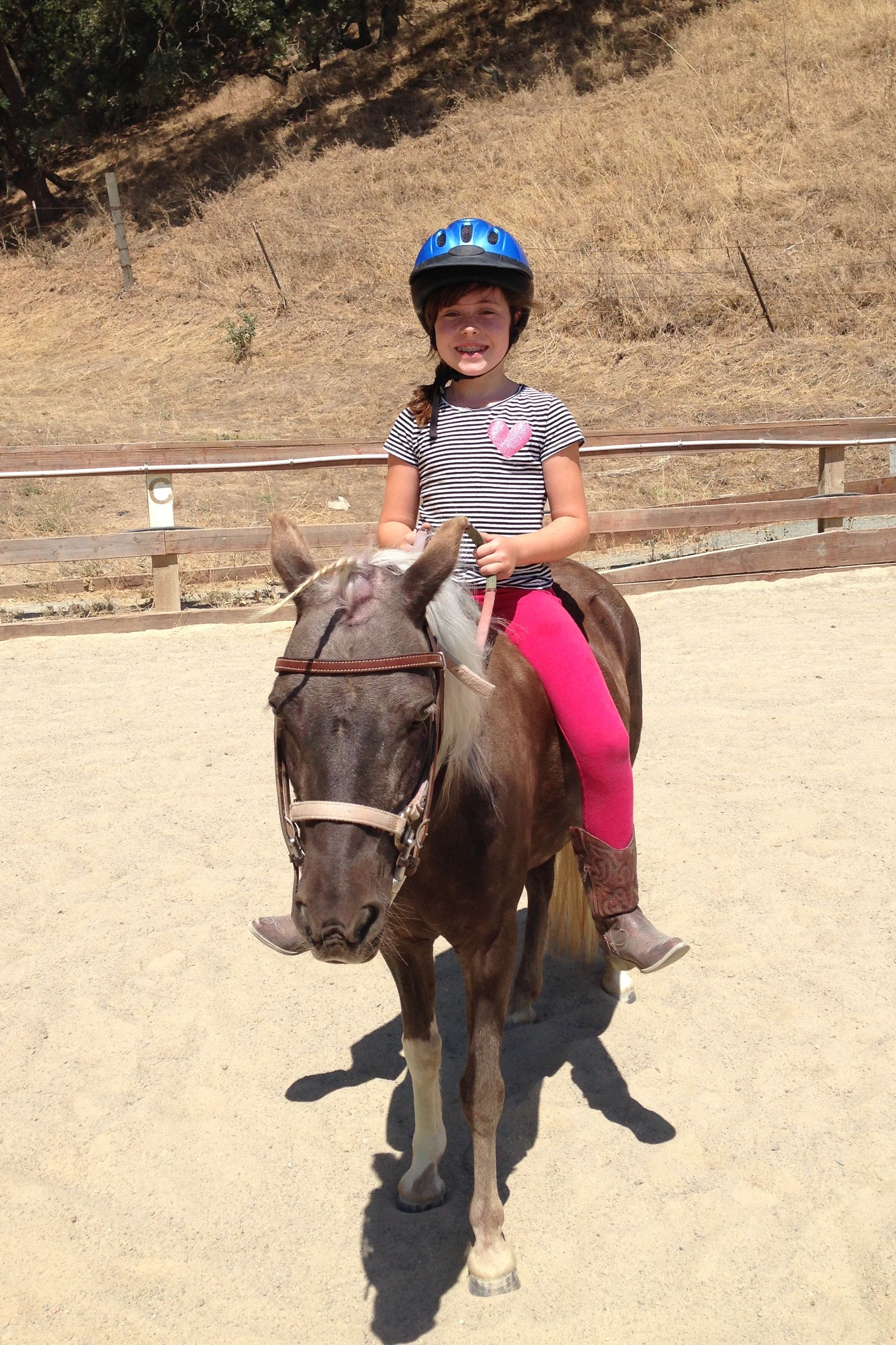 Ranch Equestrian Camp