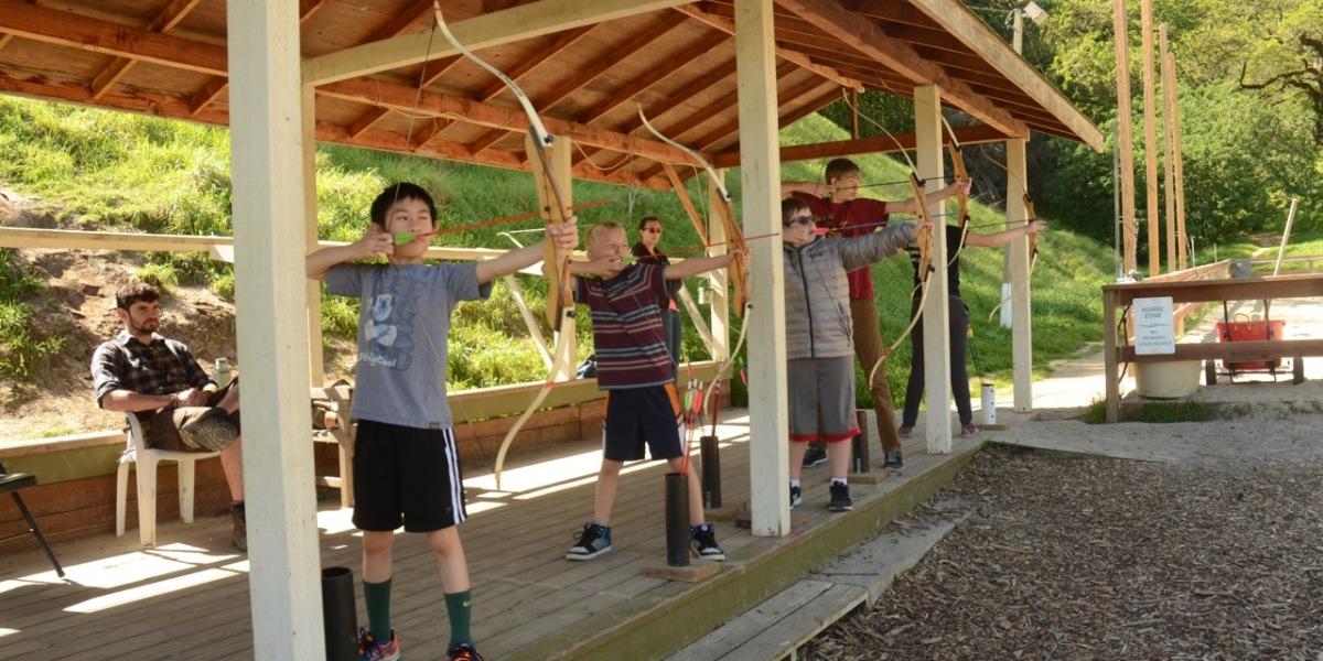 Archery Deck