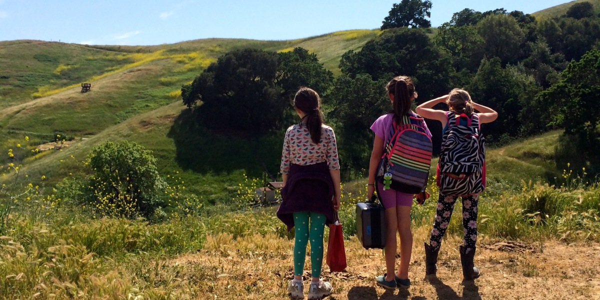 Springhill Elementary Hike