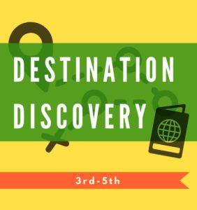 Destination Discovery